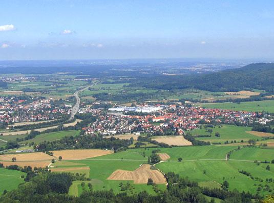 Gründerschiff Neckar Alb