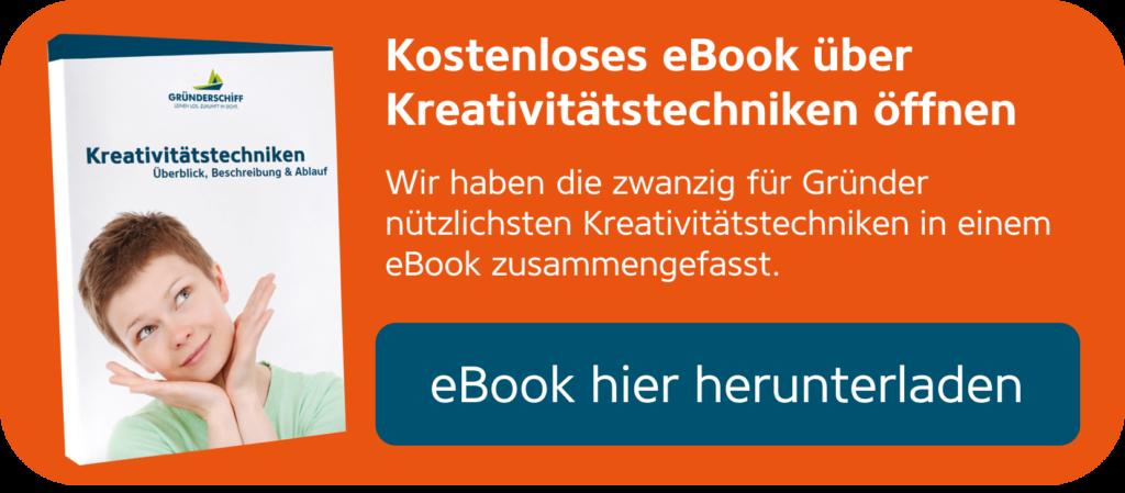Kostenloses E-Book über Kreativitätstechniken hier herunterladen.