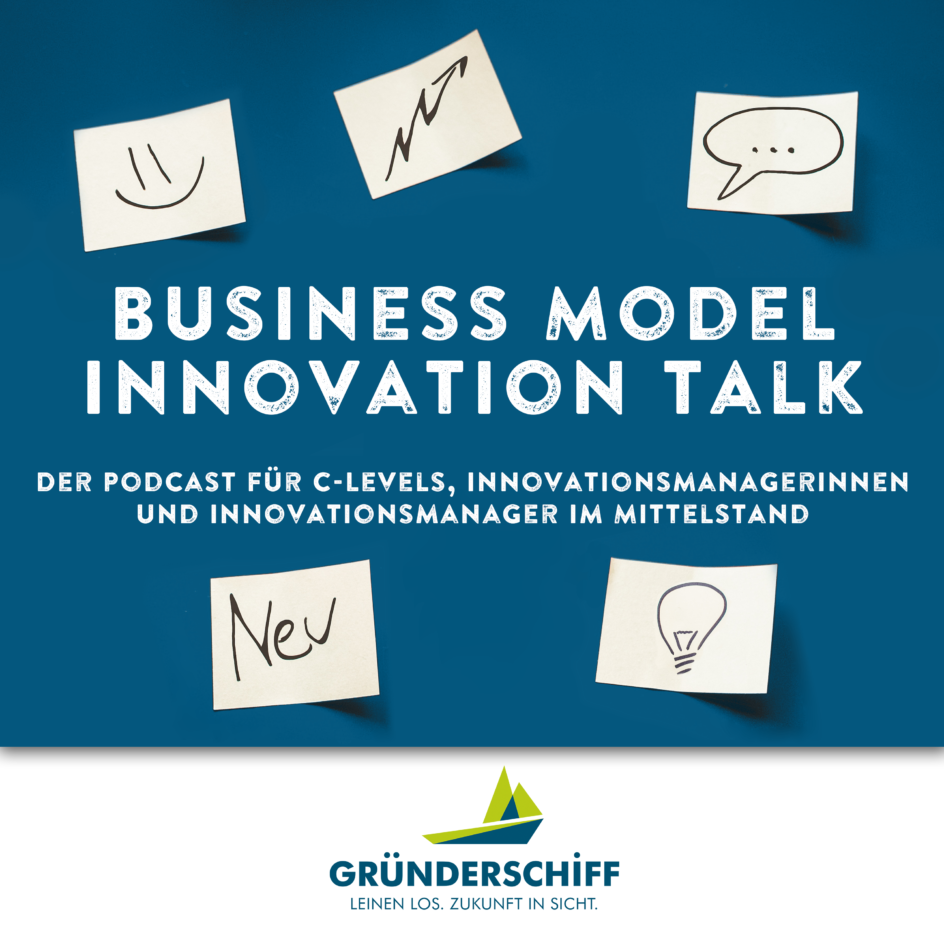 Gründerschiff Business Model Innovationan Talk