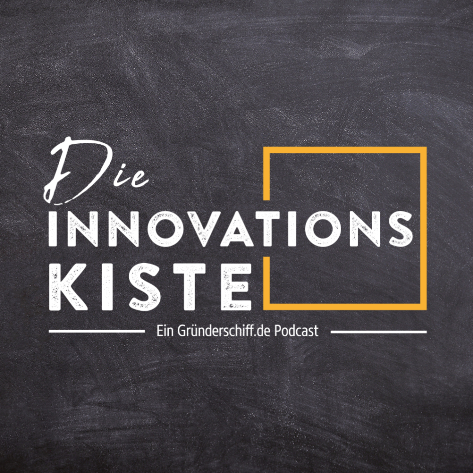 Die Innovationskiste Podcast Logo