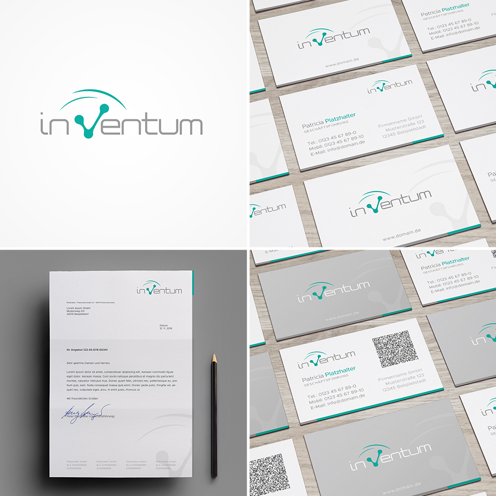 Corporate Design von Inventum