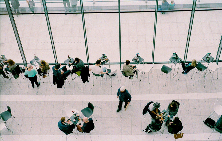 Networking für Geschäftsanbahnung