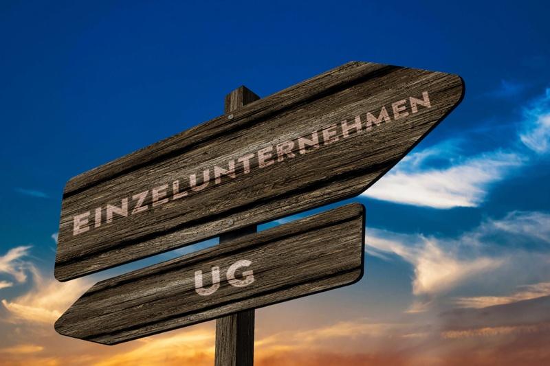 UG vs. Einzelunternehmen