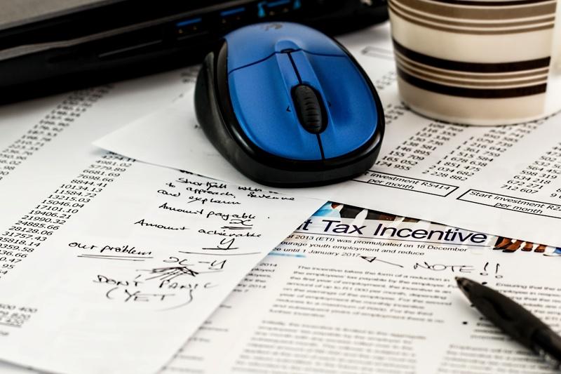 Steuerliche Erfassung ausfüllen